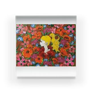 マリアンヌ Acrylic Block