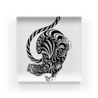 vortex tiger Acrylic Block