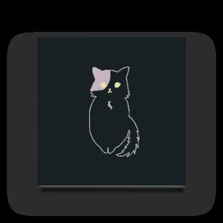 おもち屋さんのおすまし猫(2) Acrylic Block