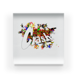 Resv Creative Worksの感覚Crash Acrylic Block