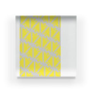 サーヴィエ行進曲 檸檬 Acrylic Block