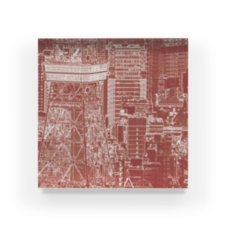 東京|tokyo Acrylic Block