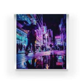 Tokyomaigo Acrylic Block
