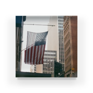 アメリカ Acrylic Block