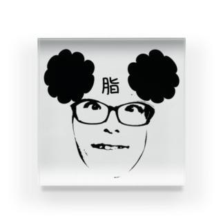 脂ノ水博士 Acrylic Block