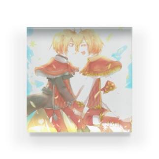 尊い双子☆リオセル Acrylic Block