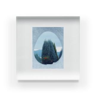 a-line Acrylic Block
