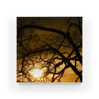 太陽の巣ごもりアクリルブロック Acrylic Block