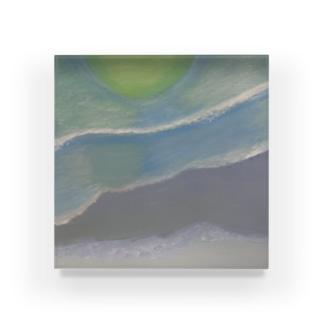 moon river グッズ Acrylic Block
