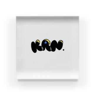 KRN 3 Acrylic Block
