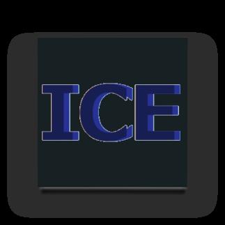 アメリカンベースのアイス Acrylic Block