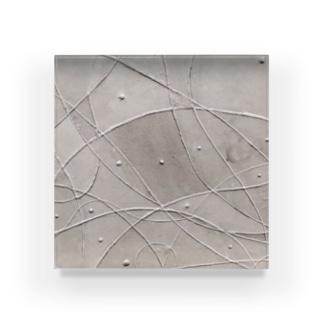 心脈 Acrylic Block