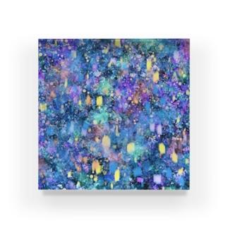 花火 Acrylic Block