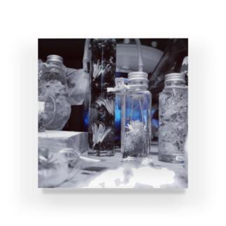 青とモノクロ Acrylic Block
