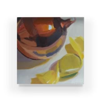 オーナメント&キャンディ Acrylic Block