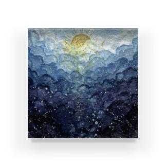 昼+夜 Acrylic Block