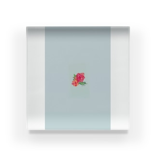 0521:愛 Acrylic Block