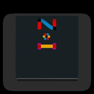 marikiroのZI initial Acrylic Block