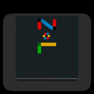 marikiroのZL initial Acrylic Block