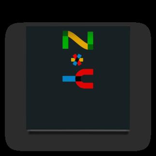 marikiroのZY initial Acrylic Block