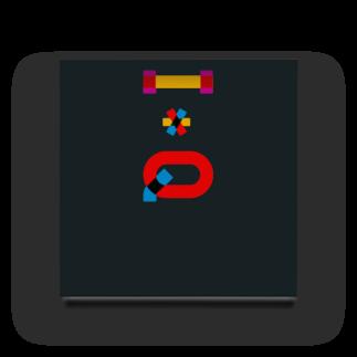 marikiroのIQ initial Acrylic Block