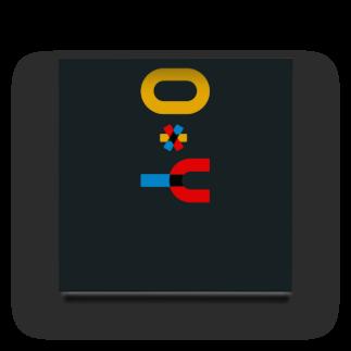 marikiroのOY initial Acrylic Block