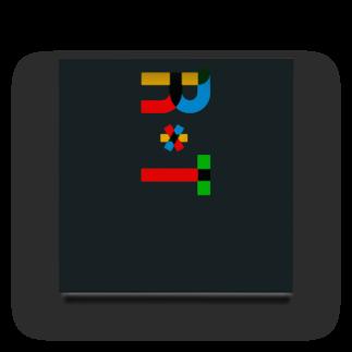 marikiroのRT initial Acrylic Block