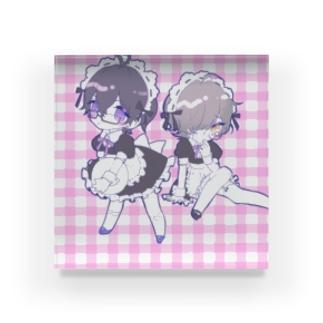 メイドカフェウサミミ♡ Acrylic Block