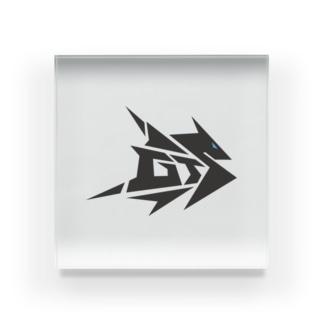 GTSロゴVer Acrylic Block