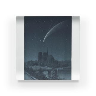 GuignolのLe Ciel Acrylic Block
