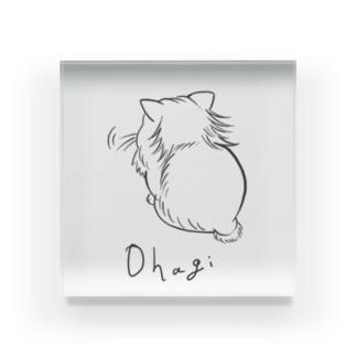 Ohagi Acrylic Block