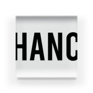 CHANCO Acrylic Block