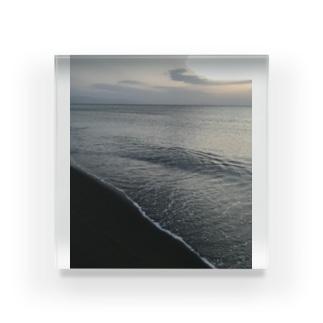 石狩浜2020-1 Acrylic Block
