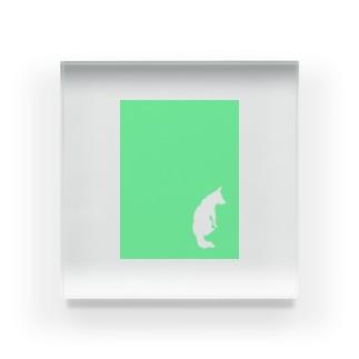 しばいぬさん9 Acrylic Block