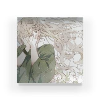 蕾ちゃん Acrylic Block