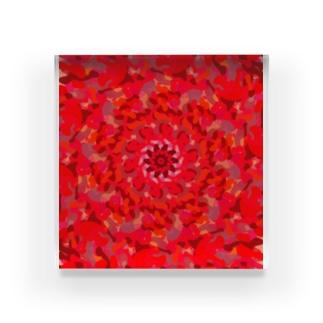 カエングルマ Acrylic Block