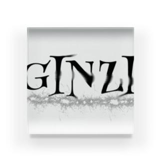 GINZI Acrylic Block