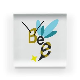 Bee(蜂) Acrylic Block