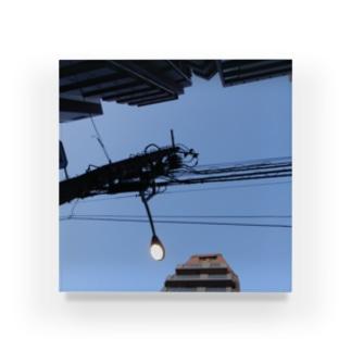 夜の青空の夜の青空0091 Acrylic Block