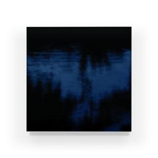 夜の青空の夜の青空0066 Acrylic Block