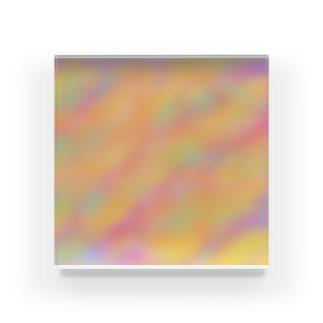 こころ Acrylic Block