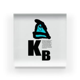 KB Acrylic Block