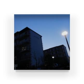 夜の青空0098 Acrylic Block