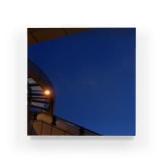 夜の青空0106 Acrylic Block