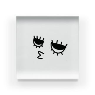 ぶーたん Acrylic Block