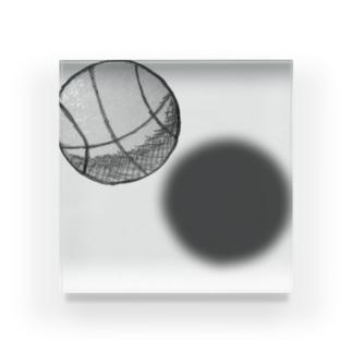 バスケットボール Acrylic Block