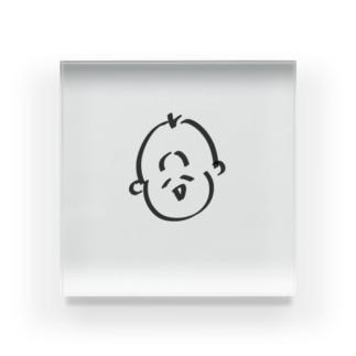 9597_official_のチョン氏 Acrylic Block
