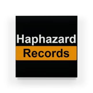 Haphazard Records Goods Acrylic Block