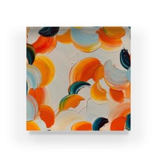 バレンシアの橙 Acrylic Block