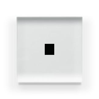 しゃん Acrylic Block